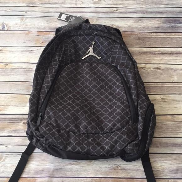 NWT Nike bookbag with laptop storage. NWT. Jordan 9b2e9f98477de